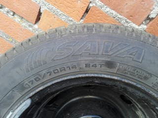ruedas de peugeot 405 nuevas solo 200km
