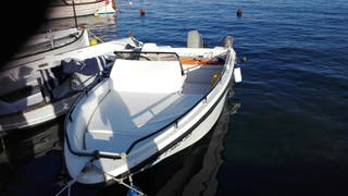 embarcació rio venda en Menorca