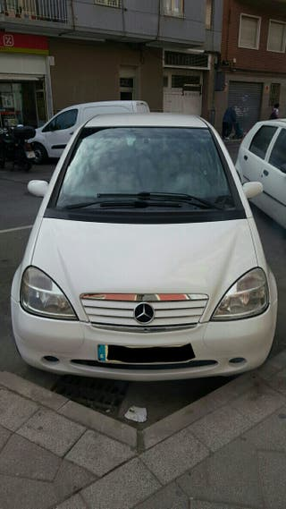 Mercedes-benz Clase A 2000