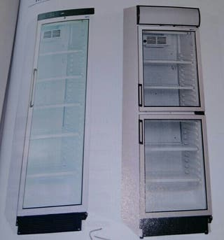 vitrina vertical