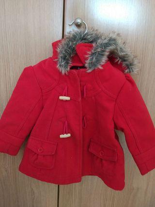 abrigo bebe 18m