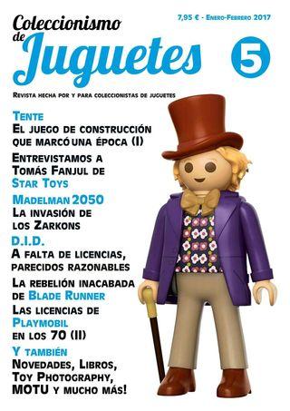Revista Coleccionismo de Juguetes