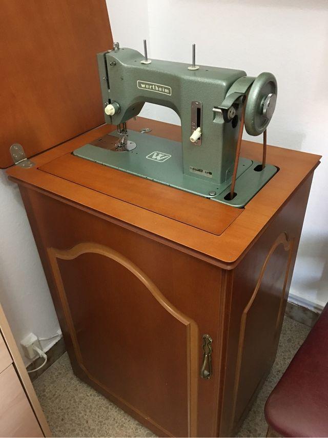 Maquina coser vintage Werthein #OFERTA