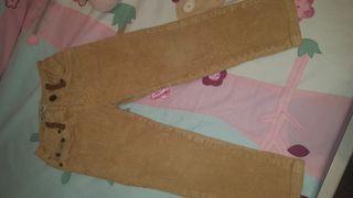 pantalon maximo dutti talla 2años