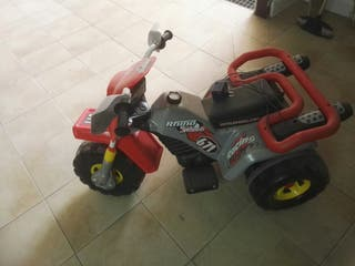 Moto bateria (juguete)