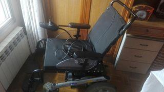 silla ruedas electrica