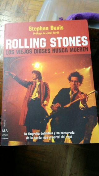 Rolling Stones Viejos dioses nunca mueren