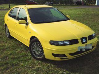 SEAT Leon 2002 1.8 turbo 20 v 4x4