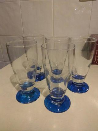 copas azul