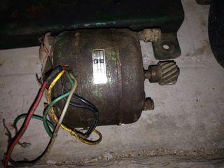 Motor hormigonera 125/220