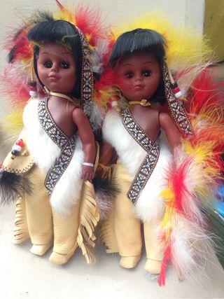 Muñeco indio