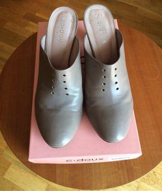 Zapatos C•doux tipo zueco