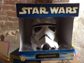 Casco Stormtrooper 1:1