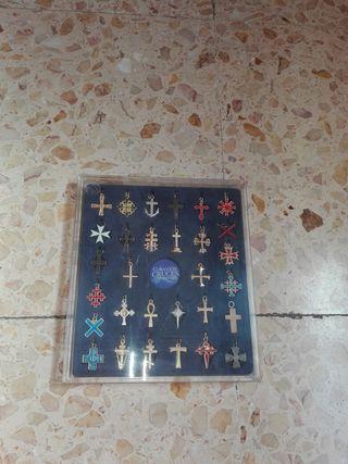 colección cruces