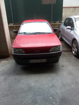 Ford Orión cl 1991, Soria