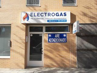 Aire acondicionado, calderas y reparación de electrodomésticos