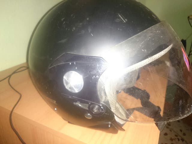 7c483116b0904 Casco para moto semi integral de segunda mano por 35 € en Lorca en ...