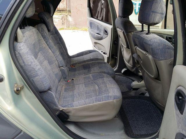 Renault Scenic 4x4 sin transmisión