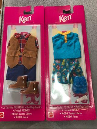 Barbie barbi ken