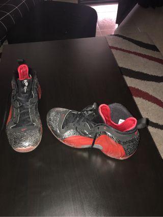 Zapatillas nike basket