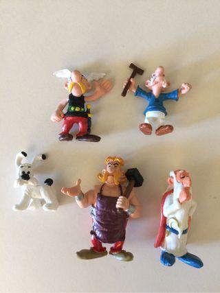 Figuras Asterix