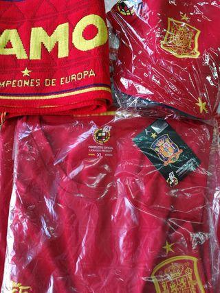set seleccion española