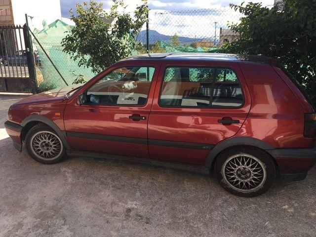 Volkswagen Golf GTI, 2.0, mk3 1994