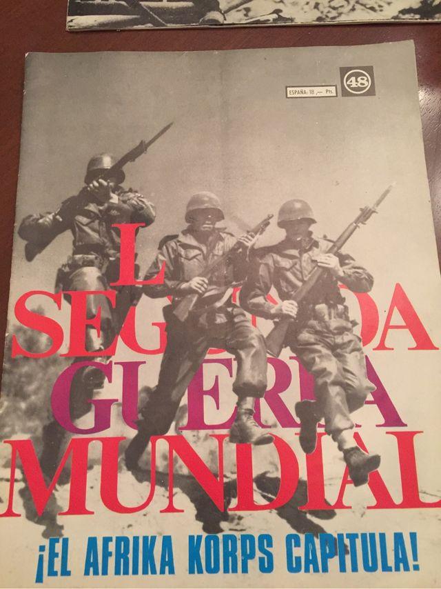 Tevista segunda guerra mundial