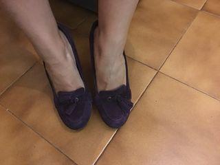 Zapatos tacón pepe jeans