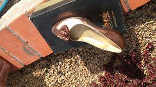 zapato muy elegante
