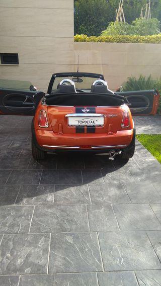 Mini Cooper cabrio R52 /116cv / automático / 40.000 km