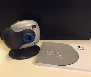 Webcam Logitec CS 310