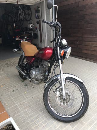 Moto yamaha 250 special Vintage