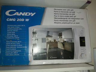 horno microondas candy