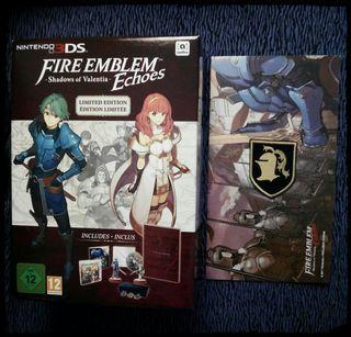 Fire Emblem Echoes Edición Limitada. Nintendo 3ds