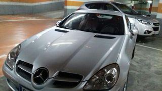 Mercedes-Benz SLK350 Descapotable