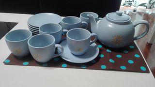 juego tazas cafe
