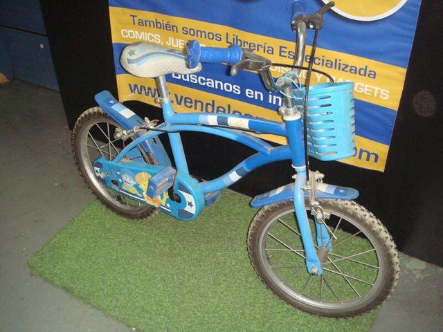 Bicicleta infantil ideal iniciacion