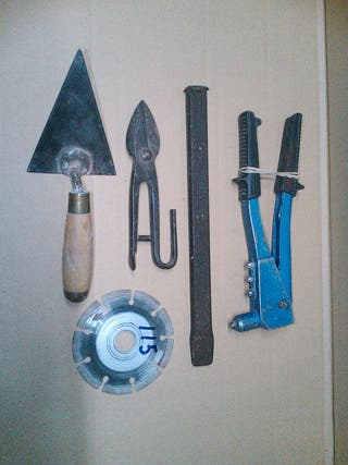 pak de herramientas