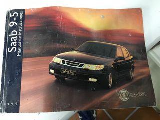 Manual instrucciones Saab 95