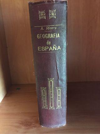 Geografia de España 1945