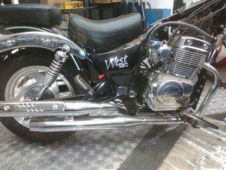 despiece moto Ayumo vx250