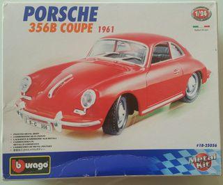 Maqueta Porsche 356B Coupé de 1961 de Burago