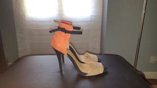 Zapatos de tacón de mujer Zara