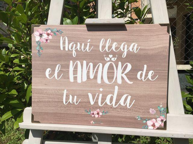 VENDO cartel boda