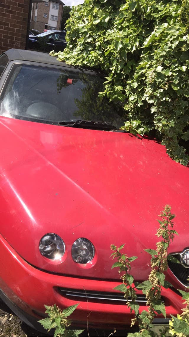 Alfa romeo Spider 1997