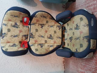 silla niño homologada III