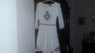 (NUEVO) Vestido SuiteBlanco