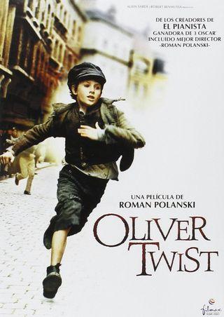 Oliver Twist (DVD nuevo precintado)