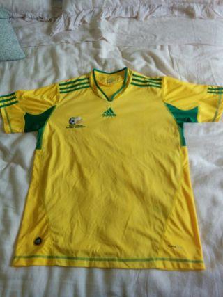 Camiseta selección Sudáfrica de fútbol